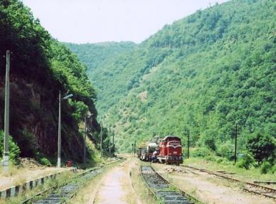 Електрофикация жп. линия Волуяк-Димитровград Юг