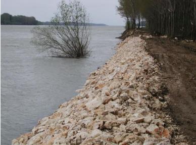 Защита бреговете на р. Дунав, зона 5