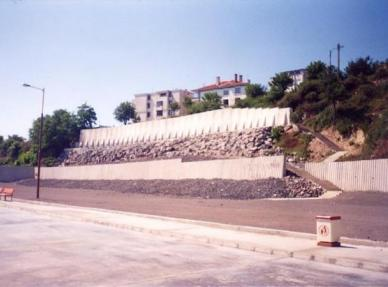 Брегоукрепване и укрепване на свлачище град Несебър