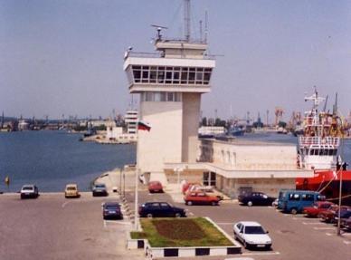 Укрепване рейдова кула пристанище Варна