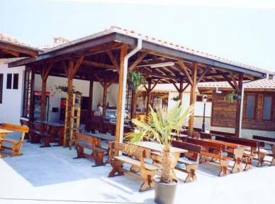 Несебър-Рибни ресторанти